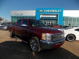 Shop a Great Selection at Chevrolet Dealer Serving Broken Arrow