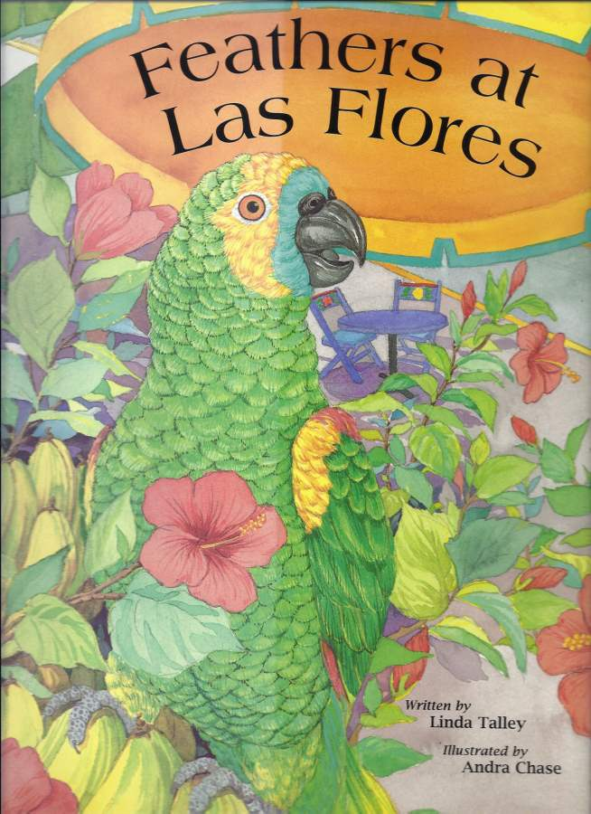 FeathersatLasFlores_amazon