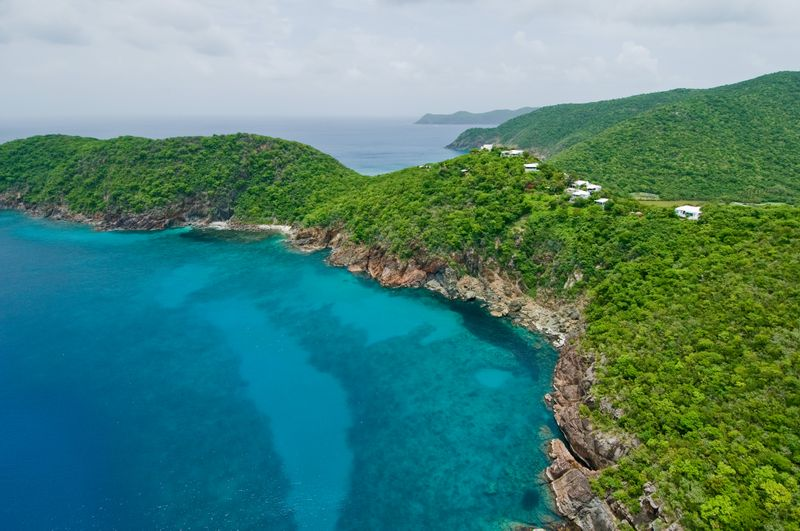 Guana Island Cottages