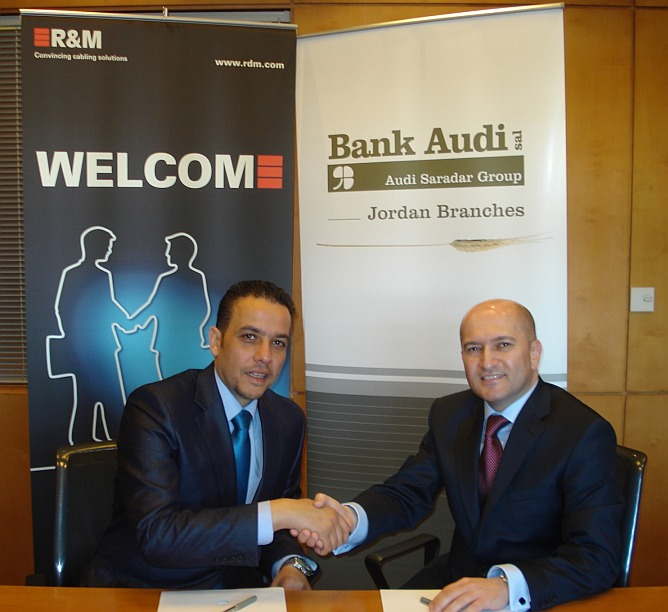R&M and Audi Bank