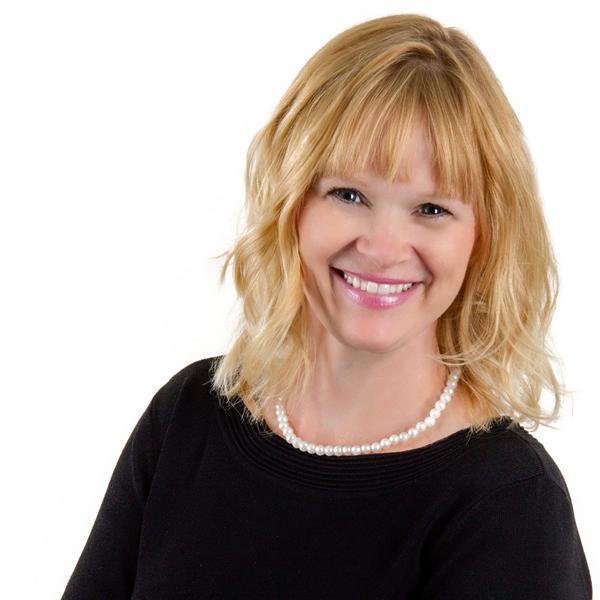 Author and radio show host - Lanea Stagg