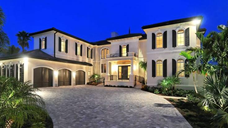 Bird Key Luxury Waterfront Home