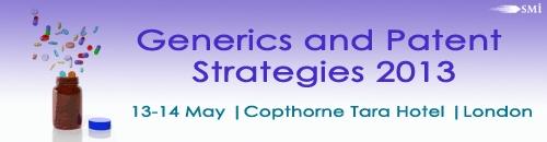 Generics and Patent Strategies