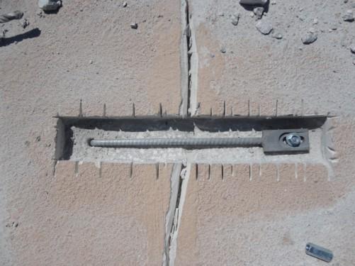 ST12 Anchor Stitch Installation