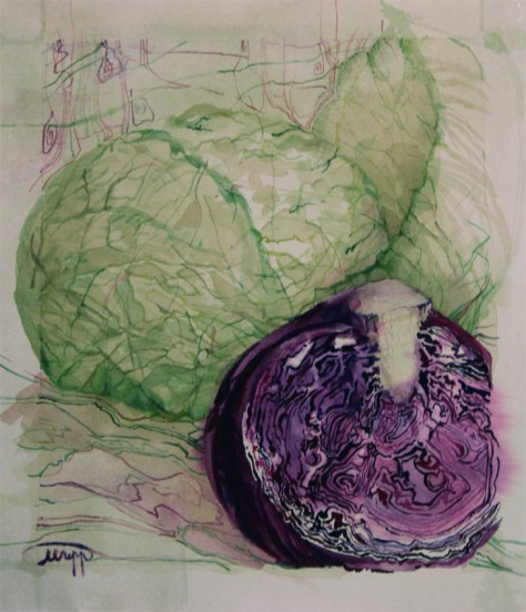Maya Gerr, Cabbages.