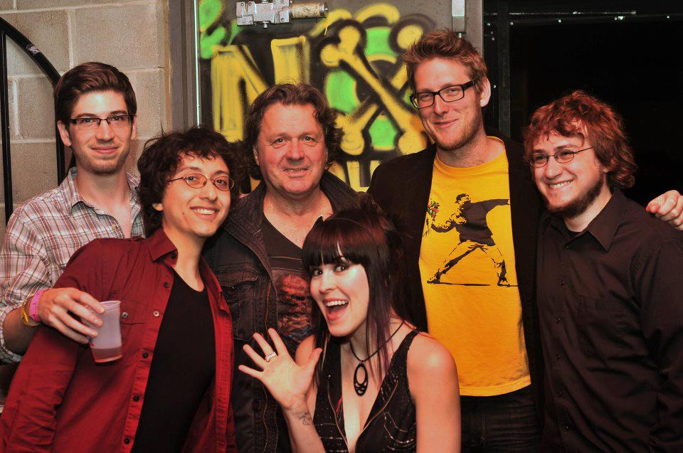 John Wetton with Rising Talents District 97