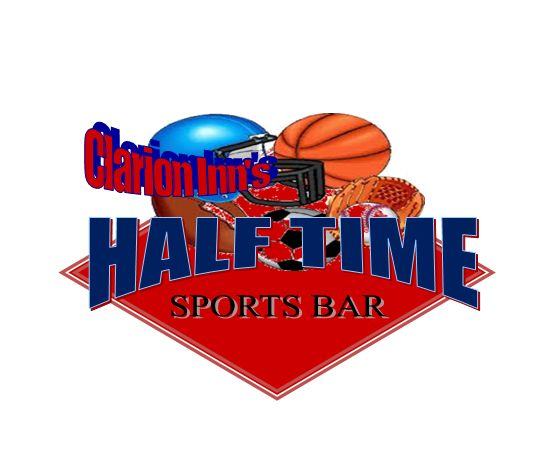 Clarion Inn's Halftime Sports Bar