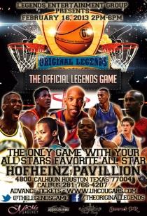 Original Legends Game