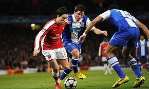 dribbling in football