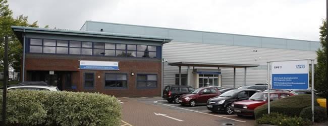A Care UK diagnostic centre.