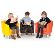 Panel Warehouse Tub Chairs for Schools