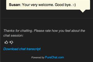Download Chat Transcript