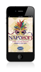 NAPO EventPilot Conference App