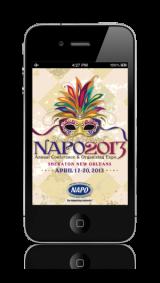 NAPO EventPilot Conference App