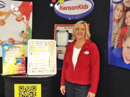 Jennifer Edmundson (pictured), founder of Kenson Kids.