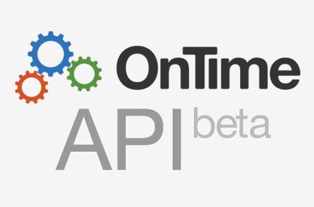 OnTime API Logo