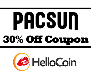 PacSun Coupon Codes
