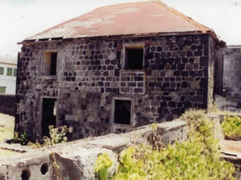 Caines Plantation Overseer's House St. Kitts