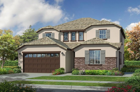 Lennar's Residence Two at Mosaic in West Hills