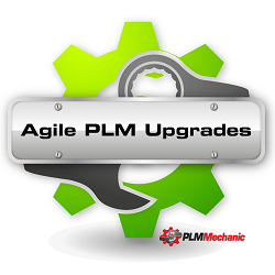 PLM Mechanic's Agile PLM Upgrade Task
