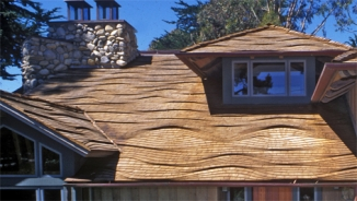 A roofing project by Scudder Roofing, Monterey