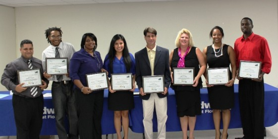 Graduates from the Lehigh Acres MicroEnterprise class