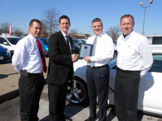 Ford of Murfreesboro Named #3 Roush Dealer