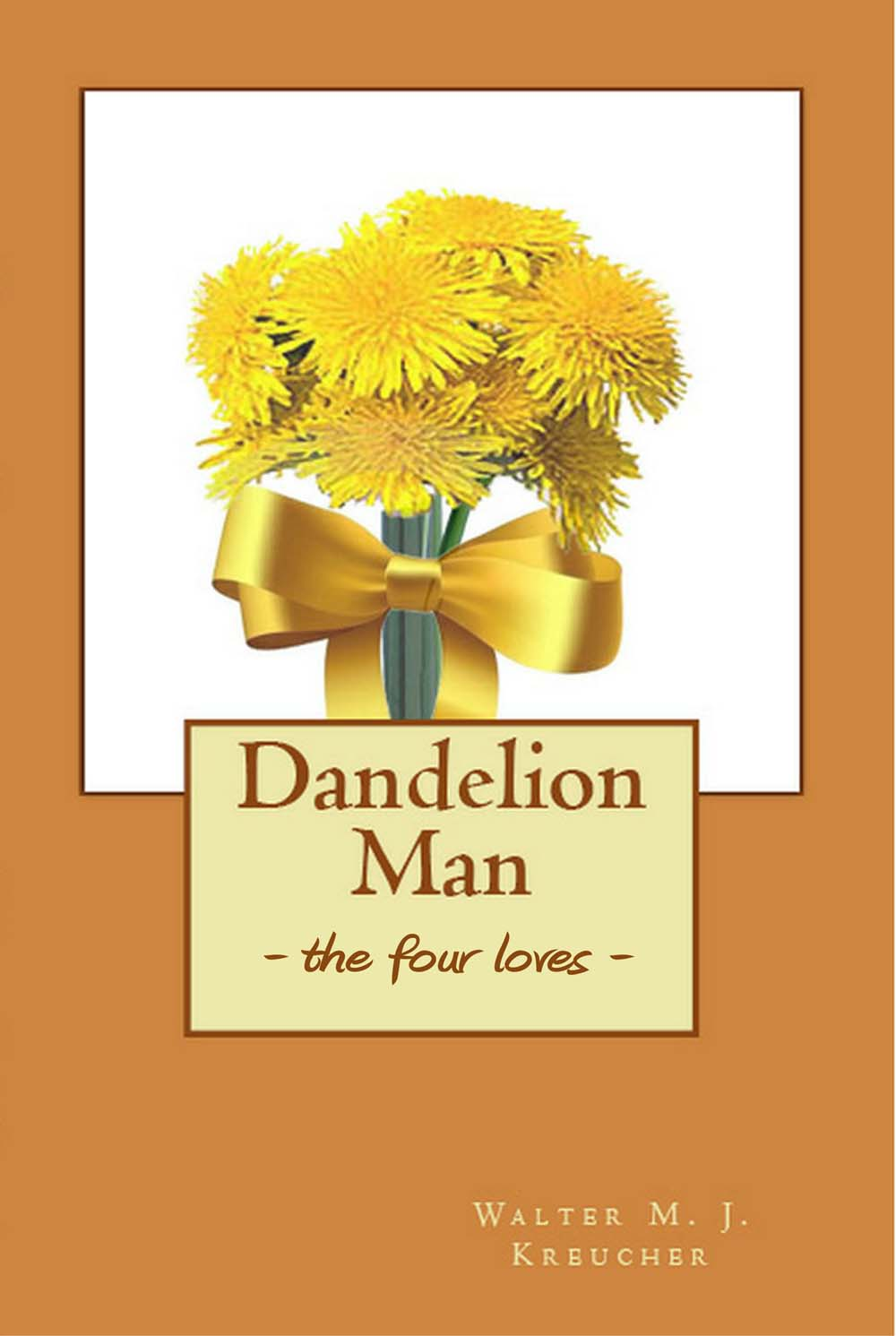 Dandelion Man small cover