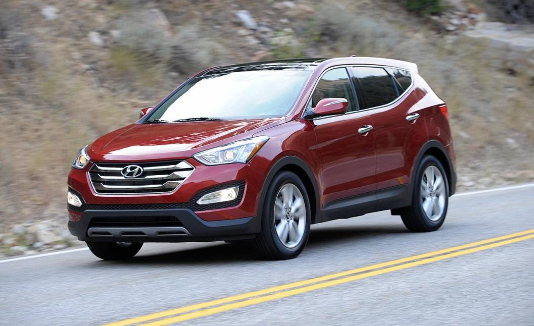 Find 2013 Santa Fe Sports in OKC at Edmond Hyundai