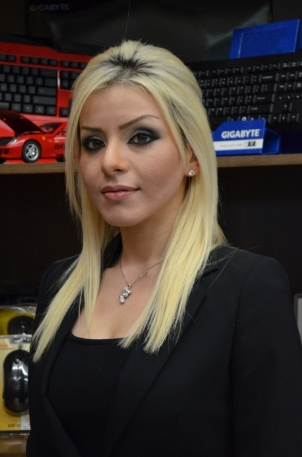 Chantelle Tavid Marketing Manager Golden Systems M