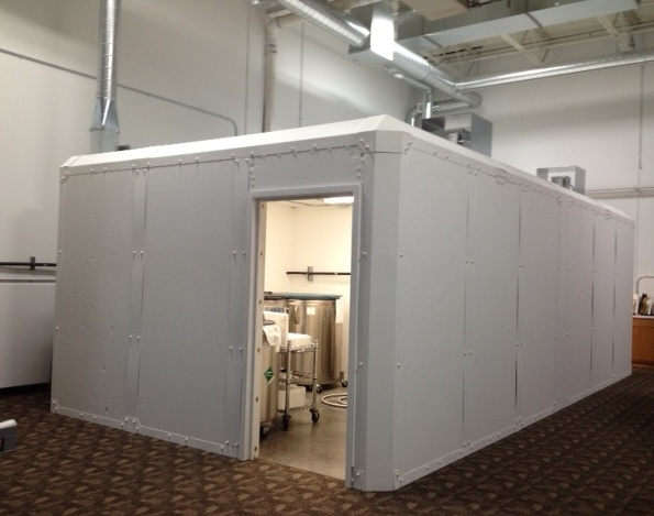 ReproTech's Storm Shelter