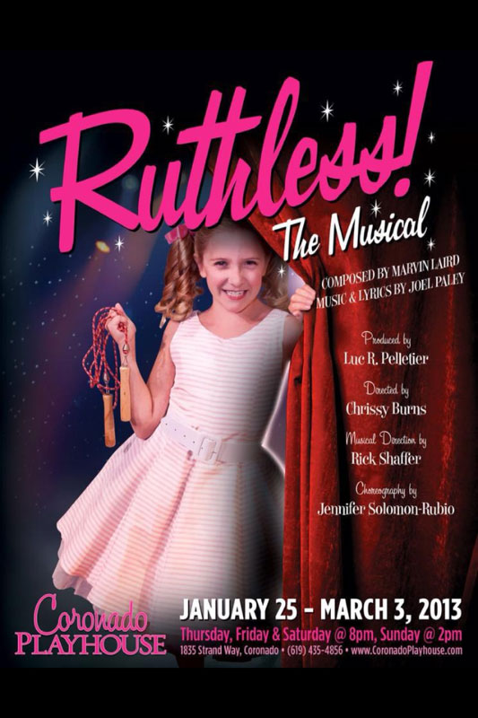 Co-Author of Baffle That Bully! Chase Anichini Stars in Ruthless The Musical