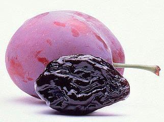 Dried prunes, the new weight loss aid