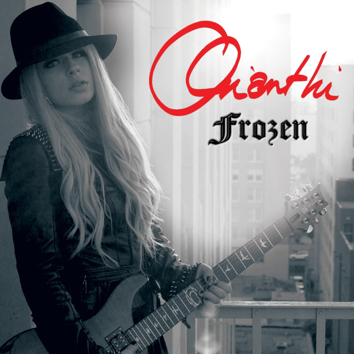 Orianthi - Frozen Single off Heaven In This Hell