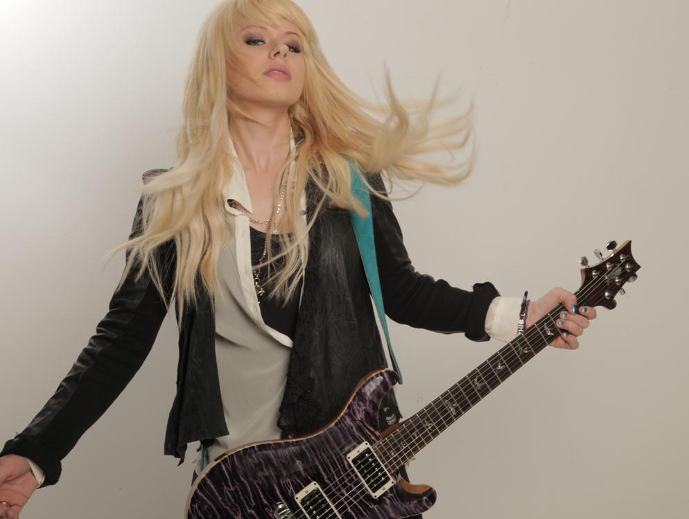 Orianthi PRS Guitar