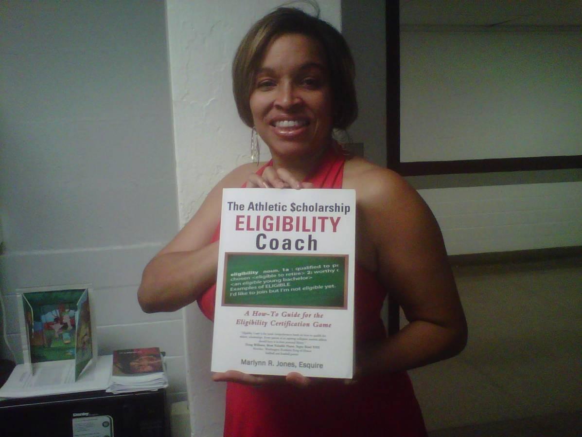 Marlynn R. Jones, Esquire & The Athletic $cholarship Eligibility Coach