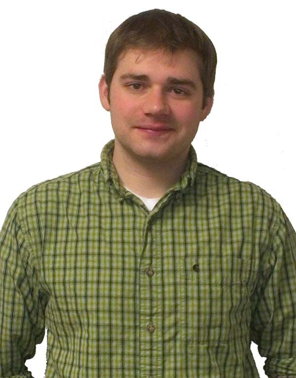 Kyle White, 3D Corporation Systems Administrator