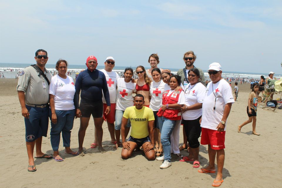 ISLA and Red Cross/Red Crescent Lifeguards in Nicaragua