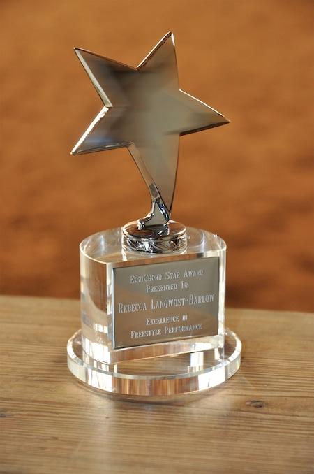 EquiChord STAR Award 2013
