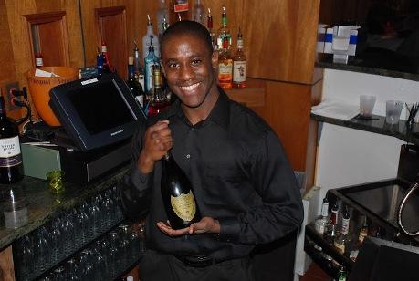 Peter Clayton, owner, Bartenders Academy, LLC, Waterbury, Connecticut