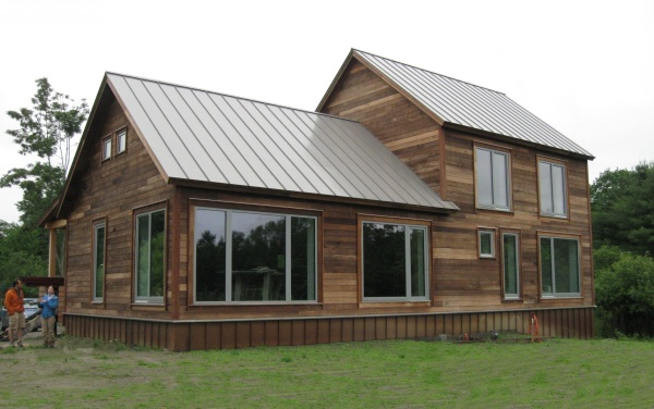 Certified passive house wins efficiency vermont award for Passive home design