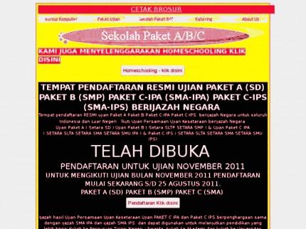 Kejar Paket C Kejar-paket-c Jakarta