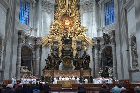 CCC Mass with Cardinal Burke