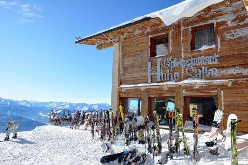 Austria's SkiWelt