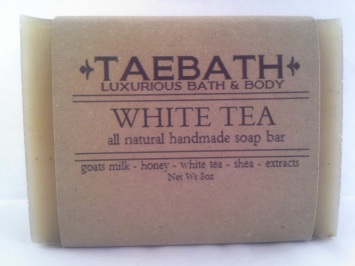 White Tea Soap Bar