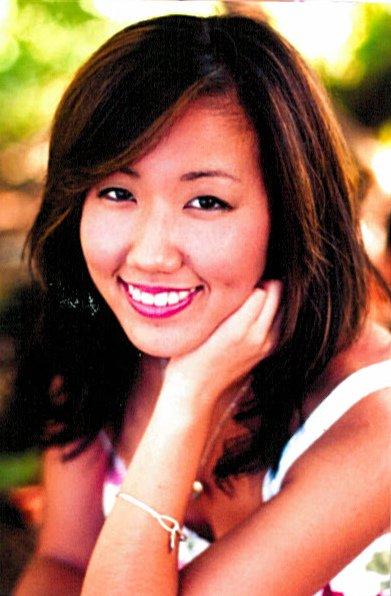 Kendra Fujioka, one of the 2012 Barney S Fujimoto Scholarship recipients