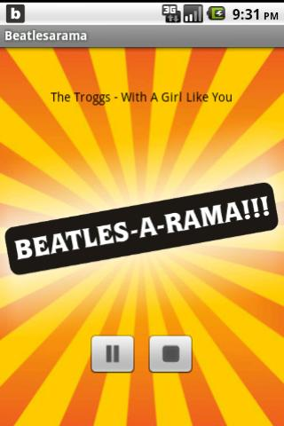 Beatles-A-Rama!!! iPhone and Android Apps