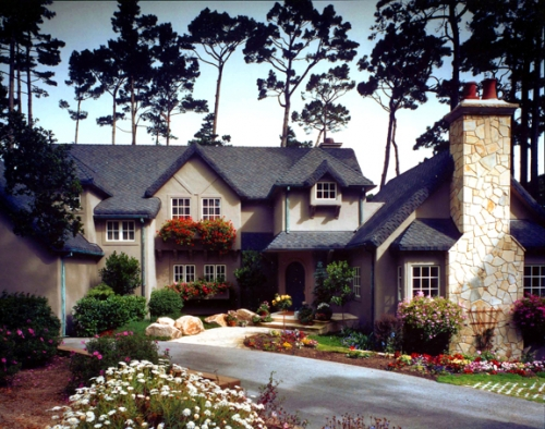 A Pebble Beach Roofing Project by Scudder