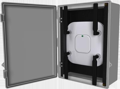 Oberon Model 1024 NEMA 4 WAP and DAS Equipment Enclosure