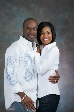 Pastor A.T. Jones & Lady Tonya Jones of Impact Worship Center Atlanta
